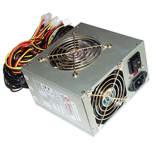 Inside Computer Part Game Option - power supply unit