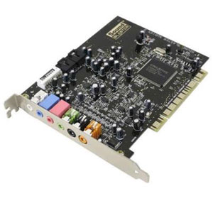 Inside Computer Part Game Option - sound card