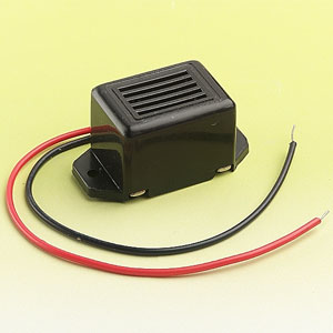 Electrical Components Game Option - buzzer