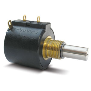 Electrical Components Game Option - potentiometer