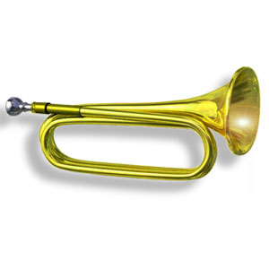 Musical Instrument Game Option - Bugle
