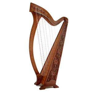 Musical Instrument Game Option - Harp