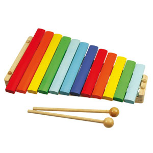 Musical Instrument Game Option - Xylophone