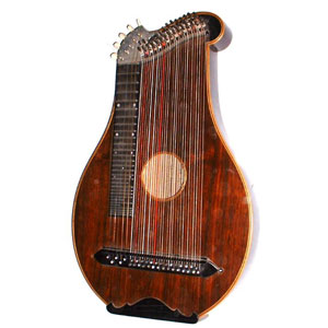 Musical Instrument Game Option - Zither