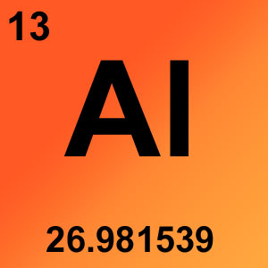 Aluminum images reverse search for 13 periodic table