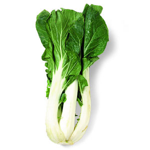 Vegetable Game Option - Bok Choy