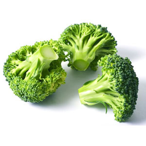 Vegetable Game Option - Broccoli