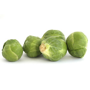 Vegetable Game Option - Brussel Sprouts