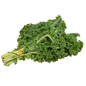 Vegetable Game Option - Kale