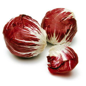 Vegetable Game Option - Radicchio