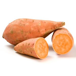 Vegetable Game Option - Sweet Potato