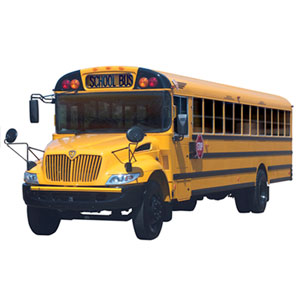 Vehicles Game Option - bus