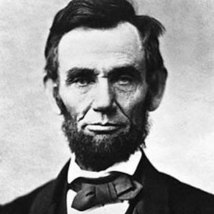 World Leaders Game Option - Abraham Lincoln