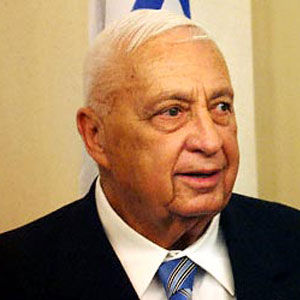 World Leaders Game Option - Ariel Sharon