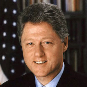 World Leaders Game Option - Bill Clinton