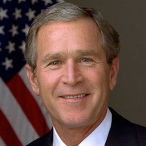 World Leaders Game Option - George W Bush