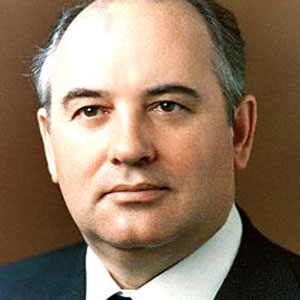 World Leaders Game Option - Mikhail Gorbachev