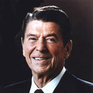 World Leaders Game Option - Ronald Reagan